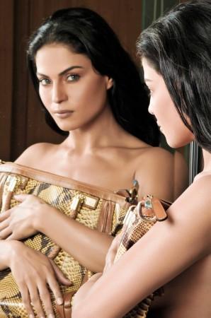 Actress Veena Malik