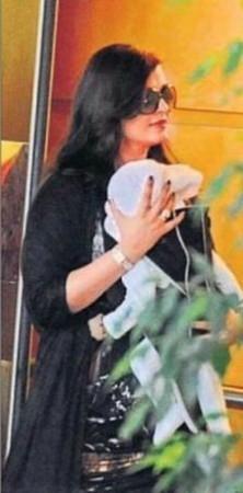 Aishwarya Rai Bachchan and Aradhya Bachchan  Photo Credit: Aishwarya Rai Bachchan/ Facebook