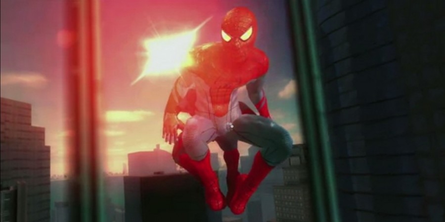 The 'The Amazing Spider-Man' game