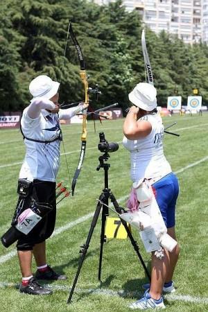 Indian archers