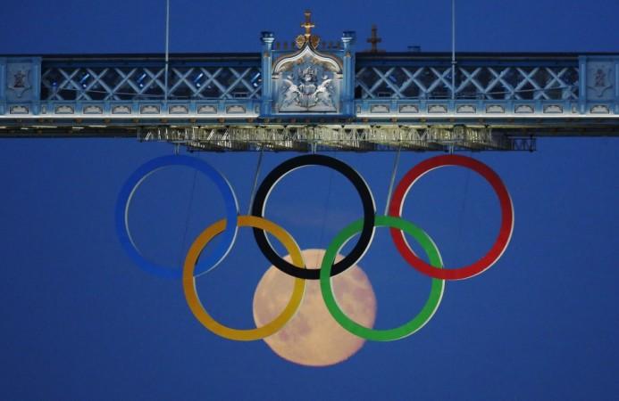 Olympics Asylum