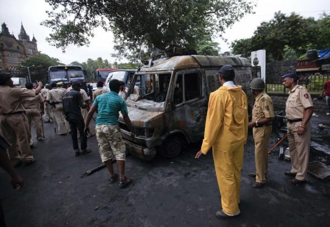 Mumbai Riots