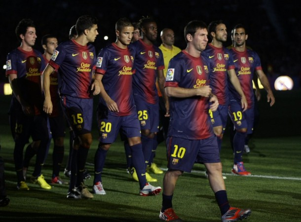 d5ca8ba6dbd FC Barcelona will travel to Coliseum Alfonso Perez for Saturday s match  against Getafe FC. Having
