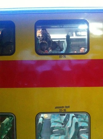 Passengers travelling between Delhi-Jaipur can now board a new Double-Decker train.