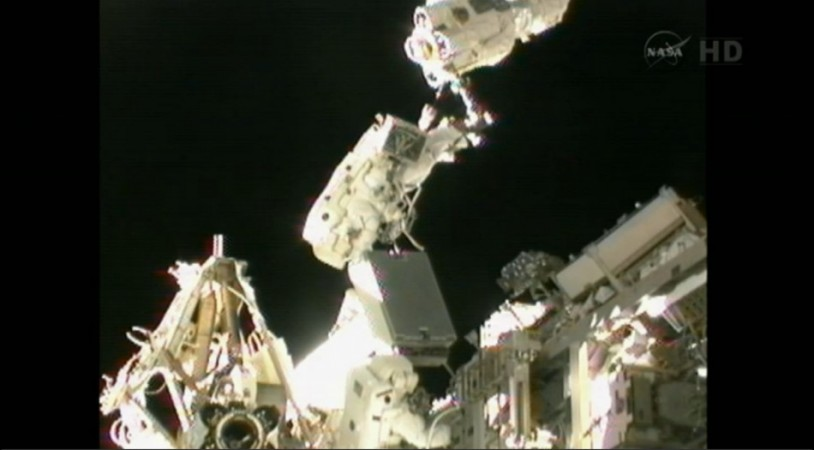 Sunita Williams Completes her Sixth Spacewalk; Breaks Peggy Whitson's Record