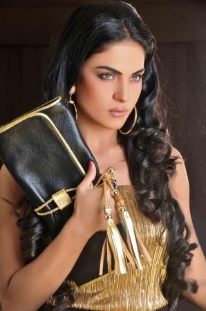Veena Malik. Image Credit: Scribes INC