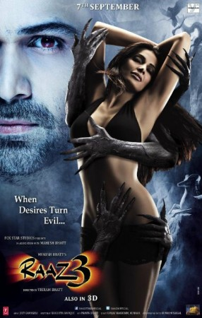 'Raaz 3' film poster