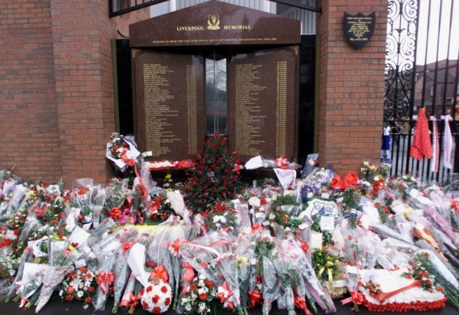 Ninety six Liverpool football fans died at Hillsborough on 15 April 1989. (Reuters)