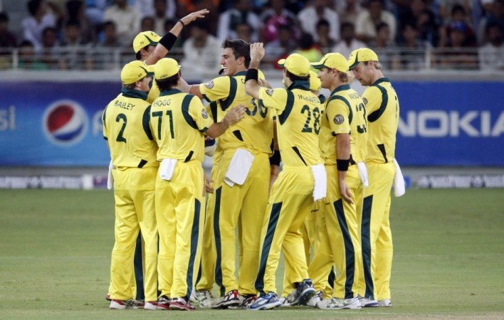 Australian Cricketers