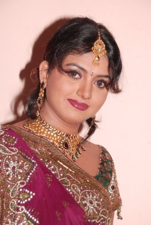 TV actress Hemashree