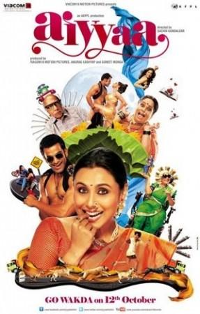 'Aiyyaa' film poster