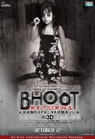 'Bhoot Returns' film poster