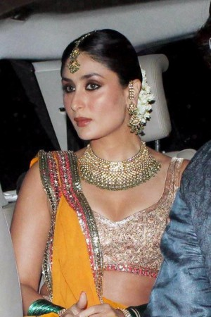 Saif and Kareena Sangeet ceremony