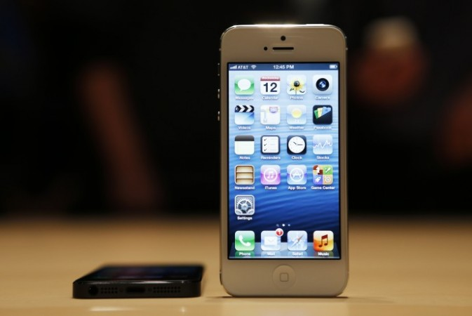 iPhone 5 Helps Apple Beat Android, Reclaims Top Spot In US Smartphone Sales: Report