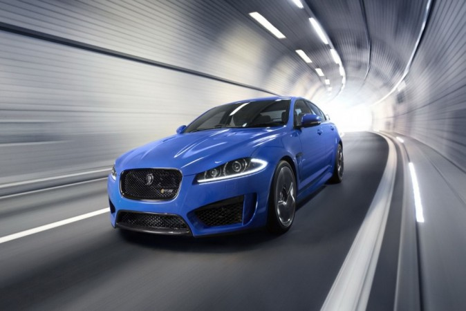 2014 Jaguar XFR-S