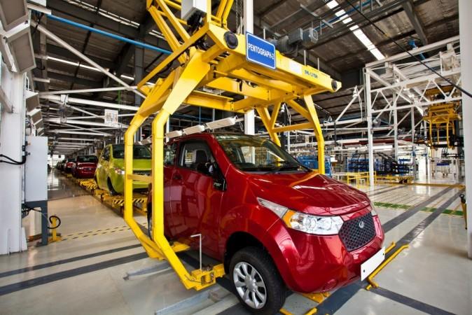 Mahindra's Next Generation Electric Car e2o