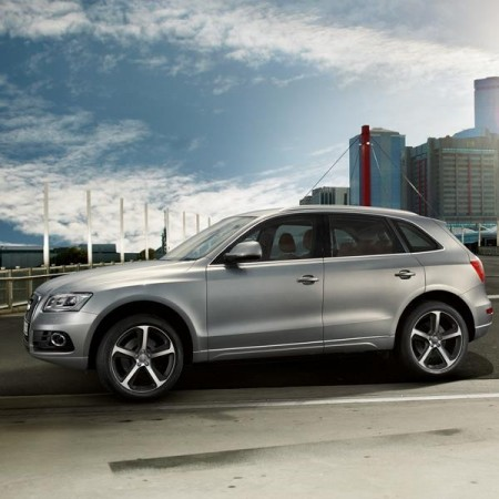 Audi Q5 Hits Indian Roads
