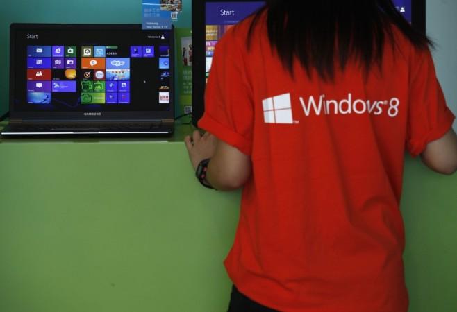 Microsoft Windows 8 tablets