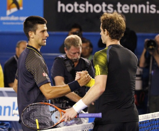 Novak Djokovic, Andy Murray