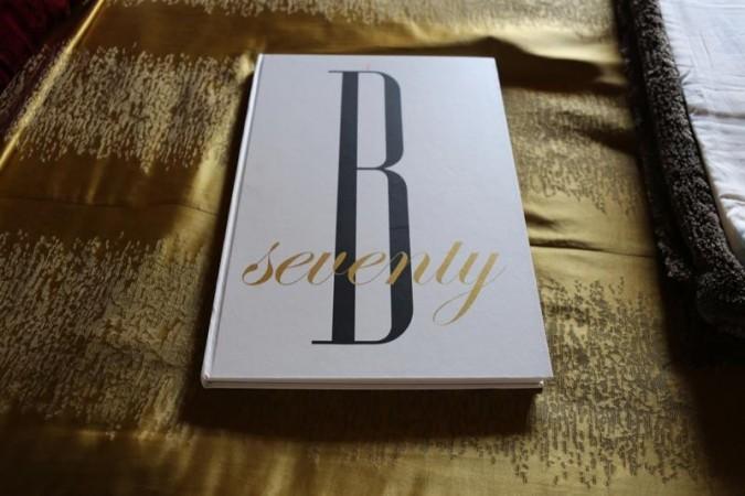 B 70 book