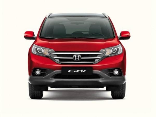 Honda Drives new CR-V to India for ₹ 19.95 lakh