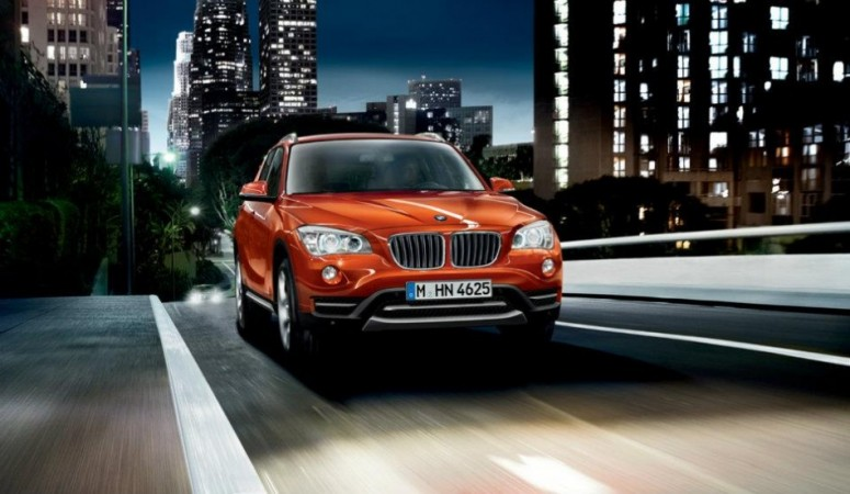 BMW's Face-Lifted X1 LaunchedBMW's Face-Lifted X1 Launched