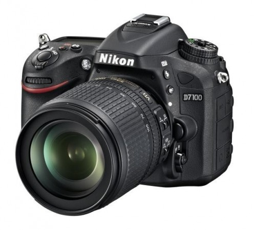 Nikon Lightweight D7100 DSLR Unveiled in India at ₹  79,450