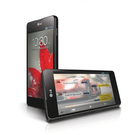 LG Optimus G Pops Online for ₹ 30,990 Ahead of Official Debut