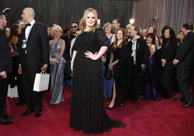 Adele wins Oscar Trophy for Best Original Song