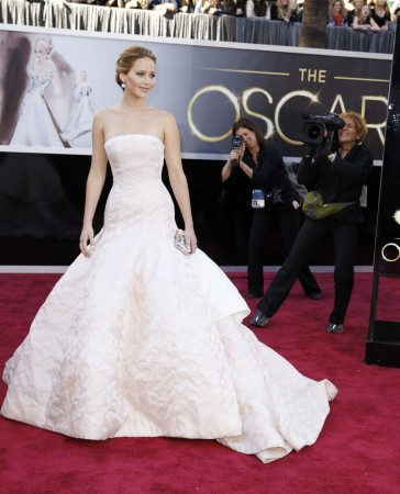 'Hunger Games'' Jennifer Lawrence's 23rd Birthday: Her Most Fashionable Red Carpet Outfits