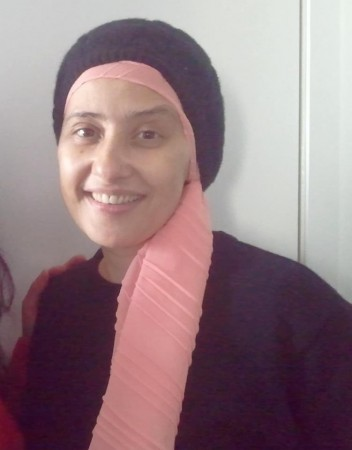 Manisha Koirala chemotherapy photo