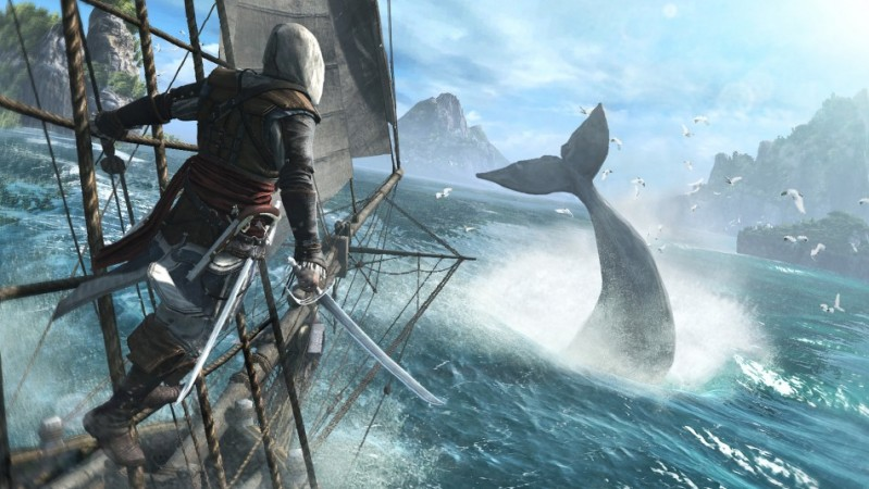 Assassin's Creed 4 PC details revealed