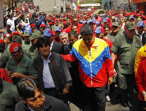 Chavez Maduro