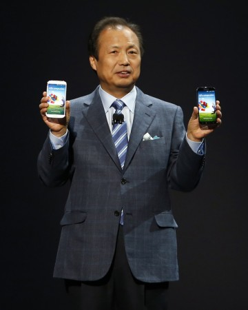 Samsung Galaxy S4 Release Event