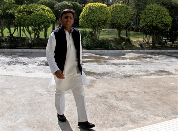CM Akhilesh Yadav. (Reuters, file photo)