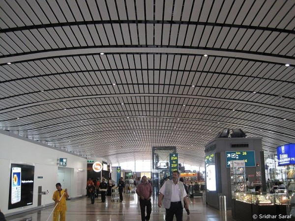 Hyderabad's Rajiv Gandhi International airport (RGI):