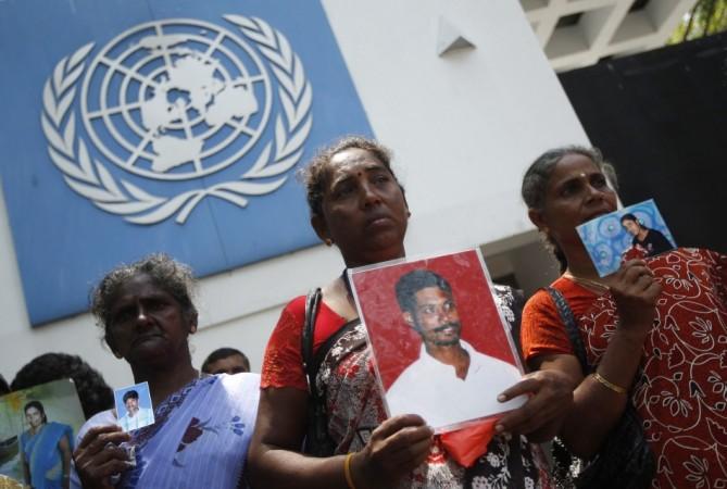 Sri Lankan Tamil women