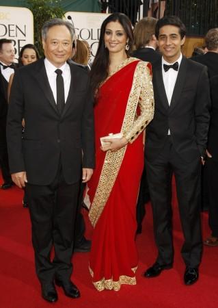 Tabu (M) with Ang Lee and Suraj Sharma