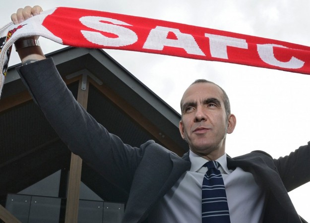 Paolo Di Canio is no longer Sunderland manager.