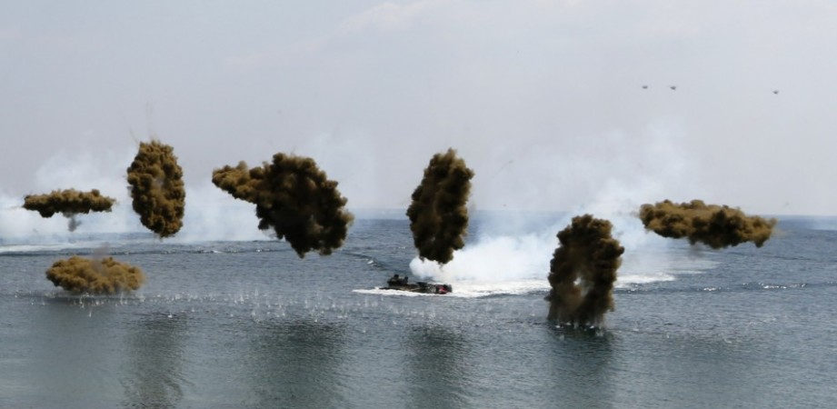 US-South Korea joint military drill