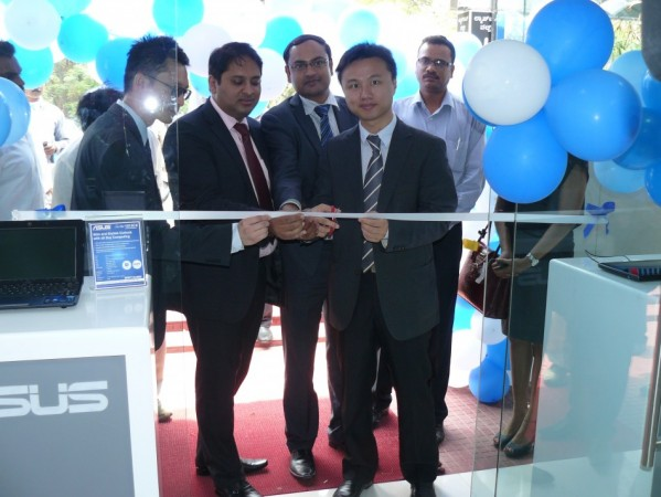 Asus Opens Bangalore's first exclusive Store