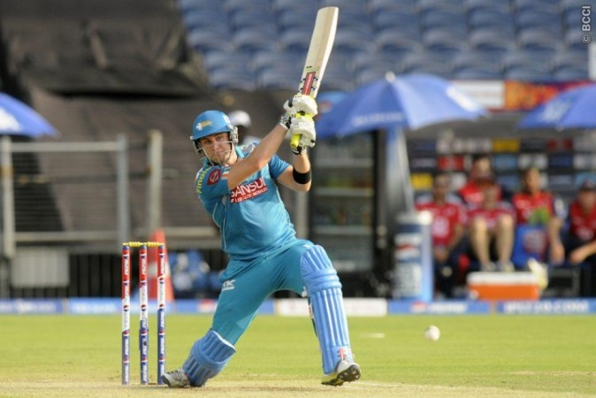 Pune Warriors Luke Wright