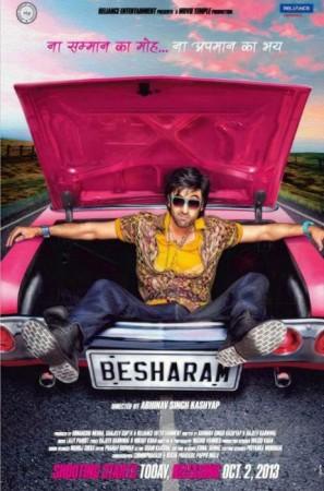 "Ranbir Kapoor ""Besharam"""