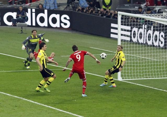 Bayern Munich, Mario Mandzukic