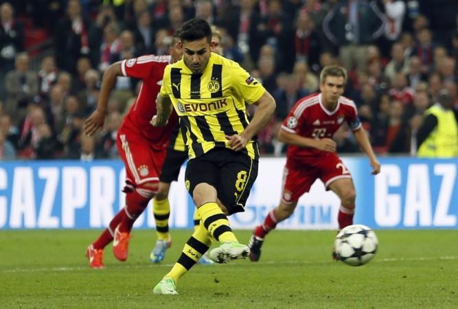 Borussia Dortmund, Ilkay Guendogan