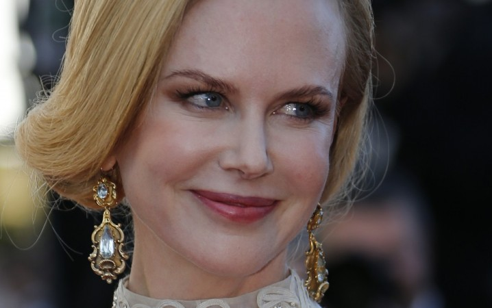 The Best Dressed At Cannes:Nicole Kidman