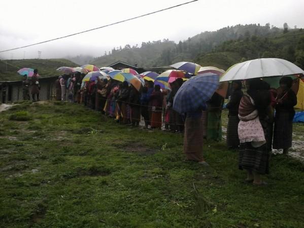 Bhutan Elections