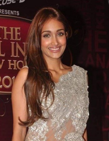 Actress Jiya Khan