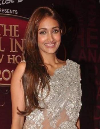 Actress Jiya Khan