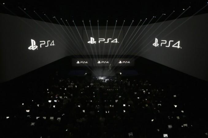 Sony PlayStation 4 E3 conference